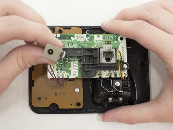 تعمیر پورت پاور Panasonic KX-TGE233