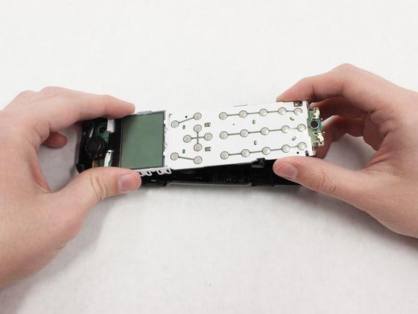 تعمیر بلندگوی گوشی Panasonic KX-TGE233
