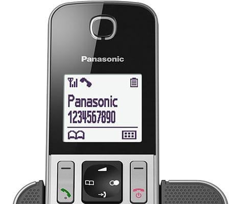 تلفن بی سیم پاناسونیک مدل KX-TGD310