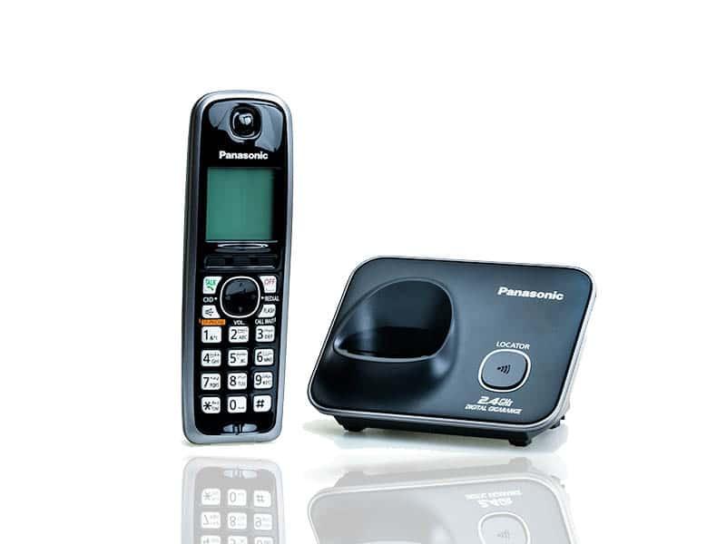 تلفن بی سیم پاناسونیک مدل KX-TG3711