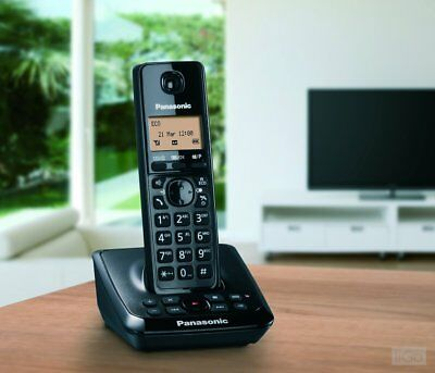 گوشی تلفن بی سیم پاناسونیک مدل KX-TG2721