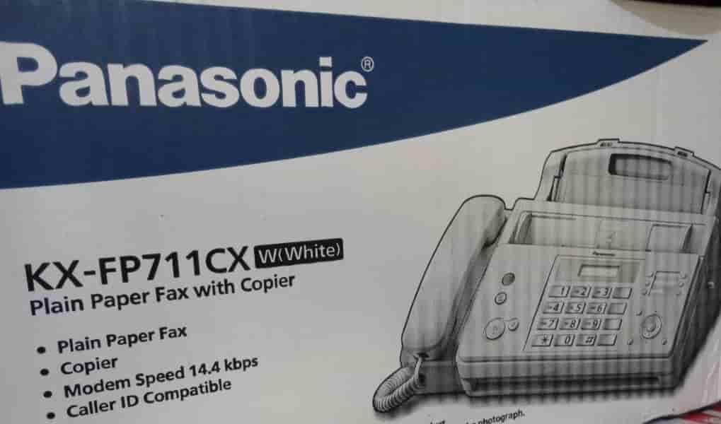 فکس پاناسونیک مدل FP711CX-W
