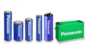 باتری نیم باتری نیکل-متال هیدرید پاناسونیکپاناسونیک مدل HHR-83AAABU