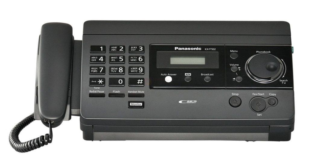 فکس پاناسونیک مدل KX-FT503