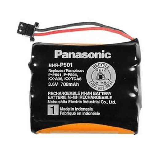 موارد استفاده باتری تلفن بی سیم پاناسونیک مدل HHR-P501