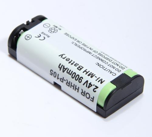 انواع باتری قابل استفاده در تلفن های بی سیم پاناسونیک