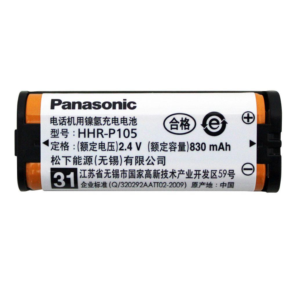 نقد و بررسی باتری تلفن بی سیم پاناسونیک مدل HHR-P105