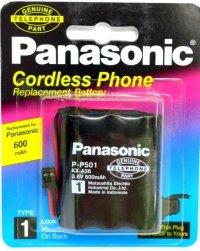 باتری های پرکاربرد در تلفن های بی سیم پاناسونیک