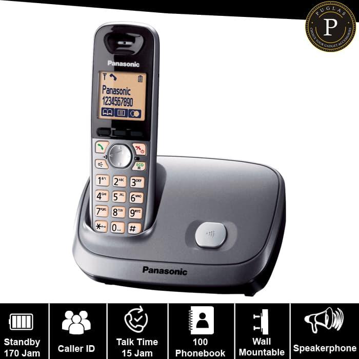 تلفن بی سیم پاناسونیک مدل KX-TG6511