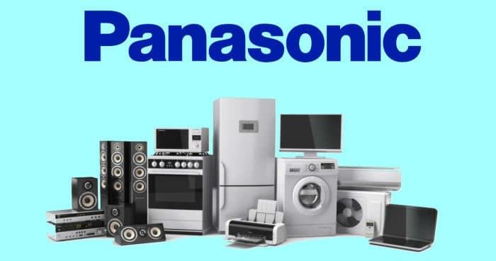 تعمیر انواع محصولات پاناسونیک
