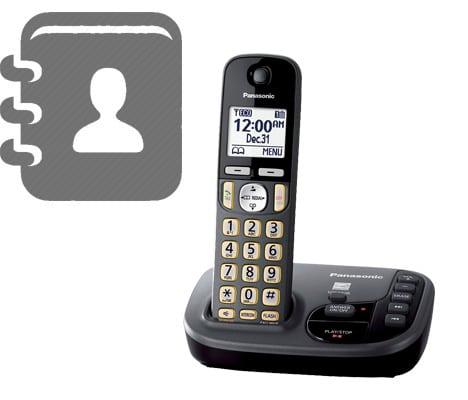 تلفن مدل KX-TGD220