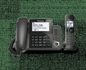 تلفن بی سیم پاناسونیک مدل KX-TGF350