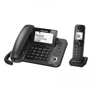 تلفن بی سیم پاناسونیک مدل KX-TGF320BX