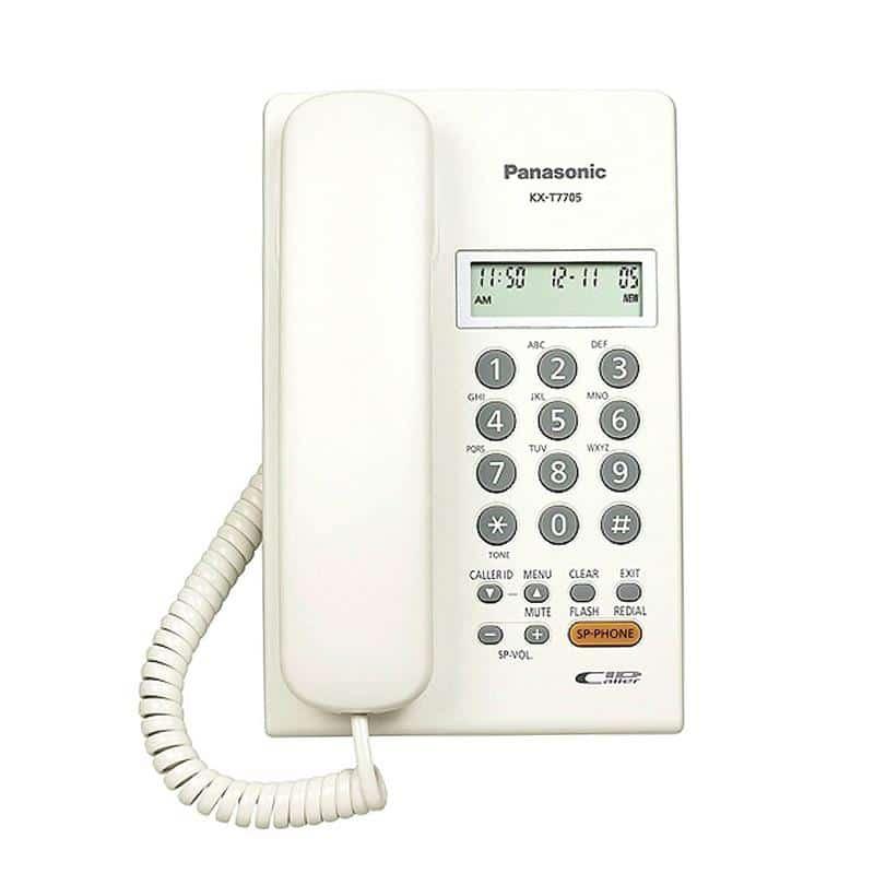 تلفن بی سیم پاناسونیک مدل KX-TT7705X