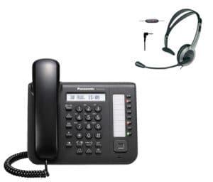 تلفن سانترال پاناسونیک مدل KX-DT521X
